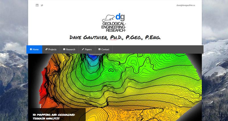 Geospatial Web Design - WhiteWater Web